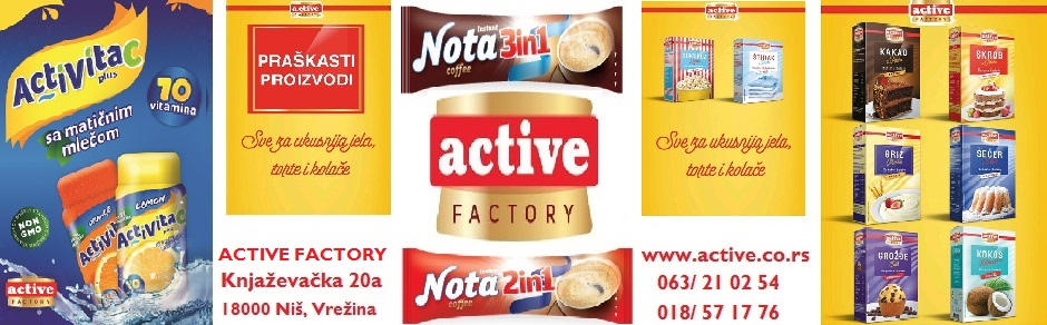 Anita Active Factory